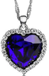 Прикраса з діамантом